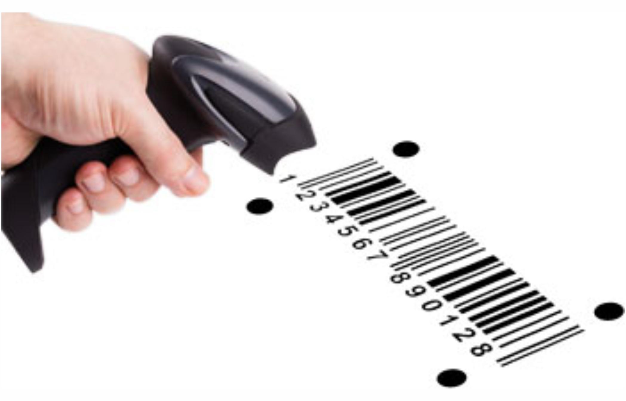 Máy quét mã vạch giá rẻ