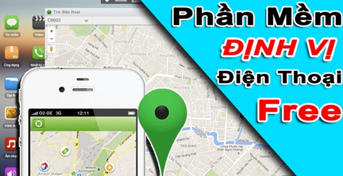 5 Phần mềm định vị số điện thoại bằng GPS - Google Map miễn phí