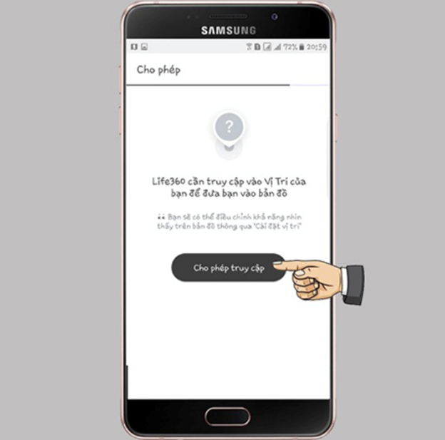 Đối với điện thoại Android