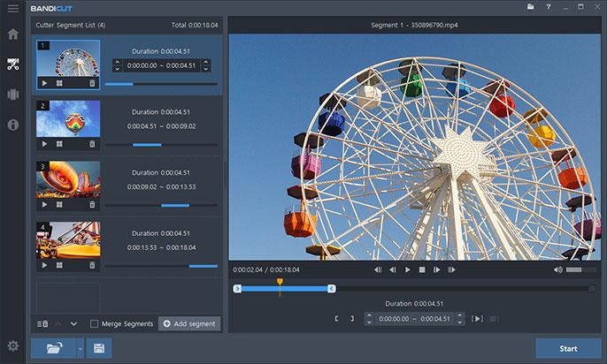 phần mềm cắt video mp4 chuyên nghiệp