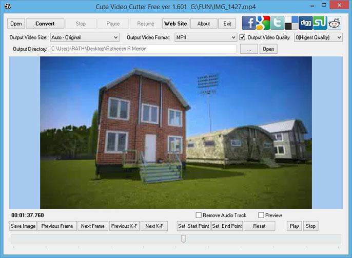phần mềm cắt video miễn phí