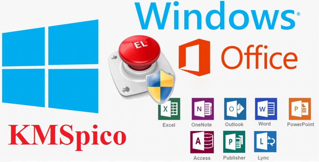 KMSpico 10.2.0 – Phần mềm Crack Win 10 và Office 2010, 2013, 2016