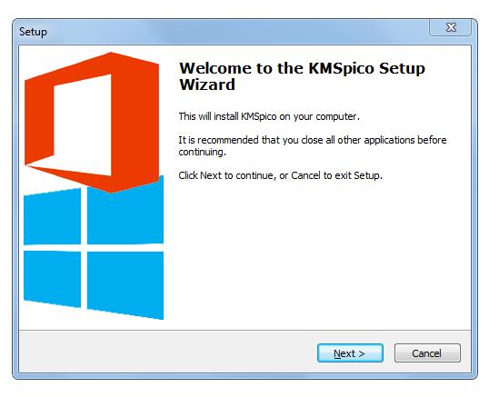 Crack Win 10 với phầm mềm KMSpico 10.2.0