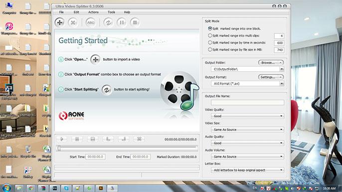 phần mềm cắt video nhanh nhất