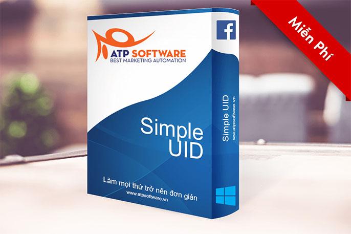 phần mềm lấy số điện thoại trên facebook - simple uid