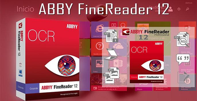 Abbyy FineReader 12 Professional - phần mềm ocr