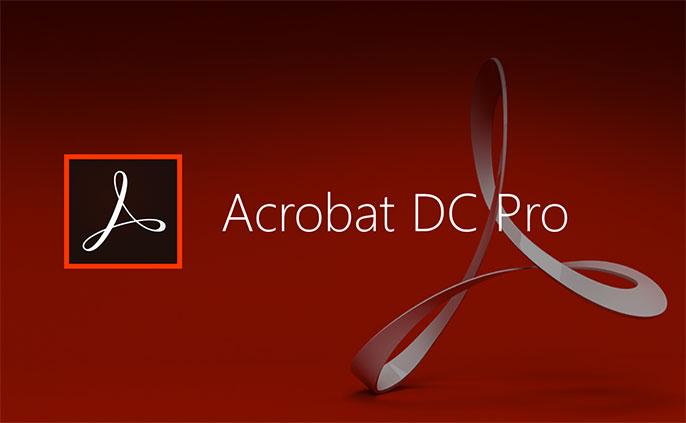 Adobe Acrobat DC - phần mềm ocr