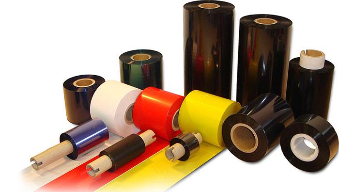 mực in thường dùng cho máy in mã vạch - Wax/Resin