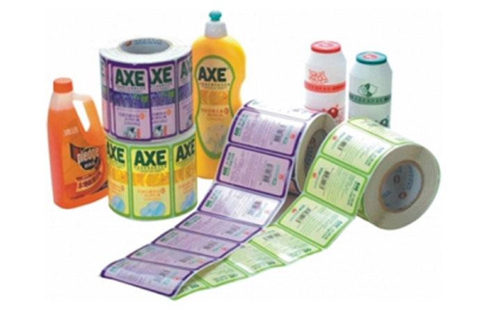 giấy in tem mã vạch PVC